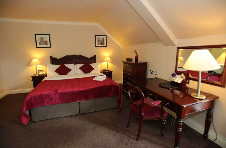 Killarney Riverside Hotel Double Room