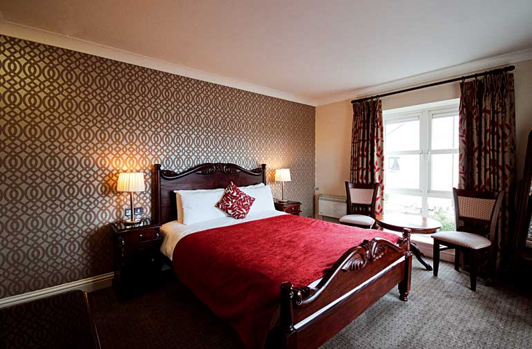 Double Room at the Killarney Riverside Hotel