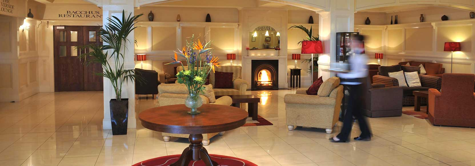 Killarney Riverside Hotel Foyer