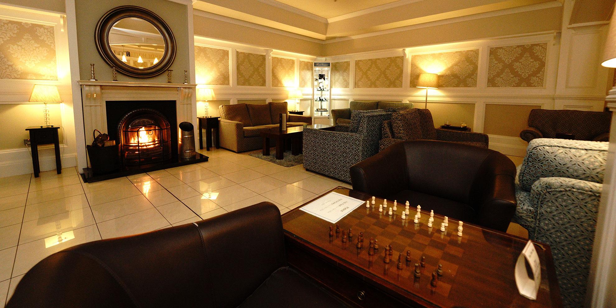 Killarney Riverside Hotel Lobby