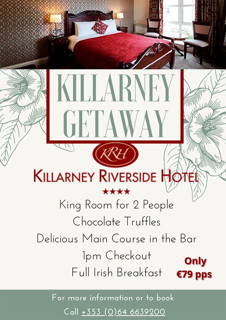 Killarney Getaway Break
