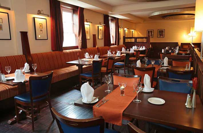 Stay and Dine Offers