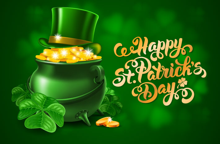 St. Patricks Day Special (March 17th)